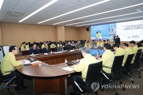 울산시, 구·군에 재난관리기금 6억 교부…코로나19 예방