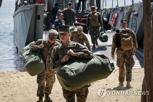 필리핀, 미국에 합동군사훈련 관련 협정 종료 통보키로