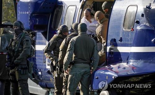 '하마터면 뉴질랜드 테러 재현'…독일서 테러모의 12명 체포