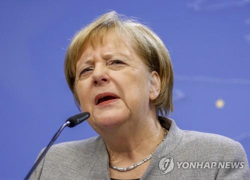메르켈 후계구도 혼란에 유럽 리더십에도 '먹구름'
