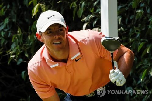 매킬로이, 총 98주간 골프 세계랭킹 1위…역대 3위