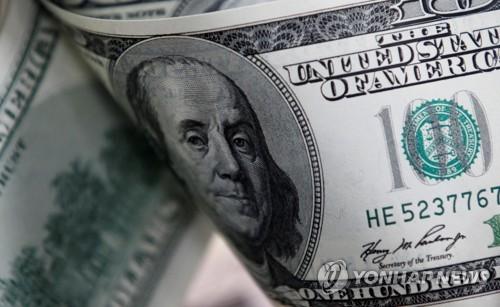 코로나19 확산속 달러 강세…달러선물ETF 수익률 호조