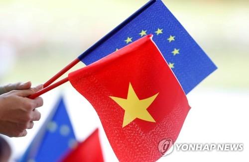 유럽의회, EU-베트남 FTA 비준…캄보디아 관세특혜는 철회