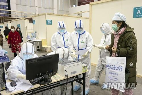 중국 신종코로나 발원지 후베이성 보건당국 책임자 면직(종합)