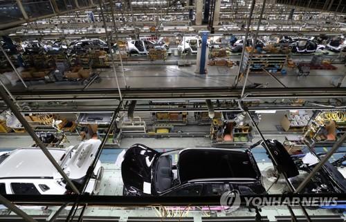 국내 車공장 대부분 '정상화 모드'…중국부품 공급은 아직 부족