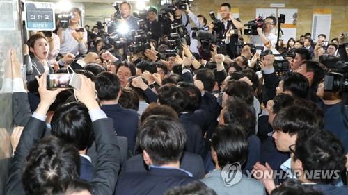 내일 민주당부터 '패스트트랙 충돌' 재판 시작…한국당은 다음주