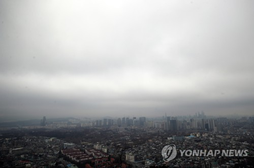 [내일날씨] 전국 구름많고 곳곳 비 계속…미세먼지 '좋음'∼'보통'