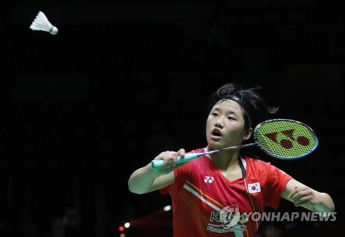 한국 여자 배드민턴, 일본에 패…아시아단체선수권 준우승