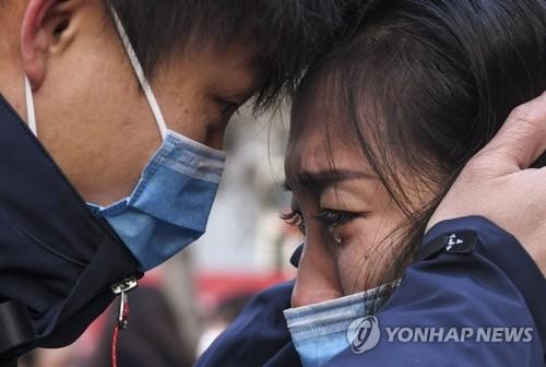 [속보] 중국 신종코로나 누적 사망 1113명·확진 4만4653명