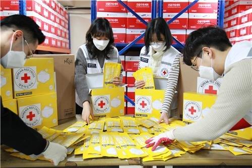 울산시, 재난 취약계층에 마스크·손 소독제 지원