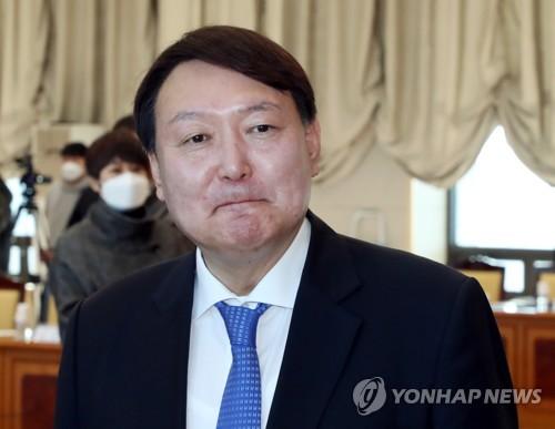 """대검 '검찰인권위원회' 발족…윤석열 """"쓴소리 기대"""""""