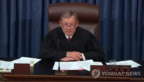 트럼프 탄핵안 최종기각 '무죄'…'예고된 운명' 탄핵절차 종결