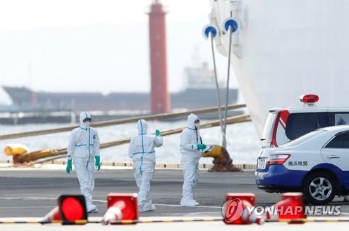 코로나19 日사망자 첫 확인…필리핀·홍콩에 이어 중국外 3명째(종합2보)