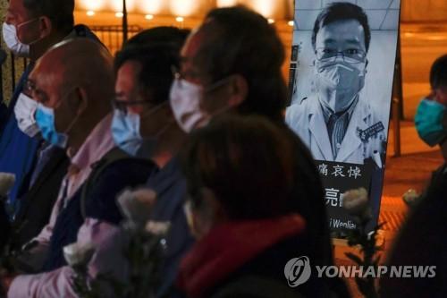 '사투' 중국 의료진, 코로나19에 1천716명 감염·6명 사망(종합)