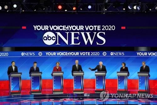 민주 초기경선 승자는 블룸버그?…등판 전부터 '중도 대안' 부상