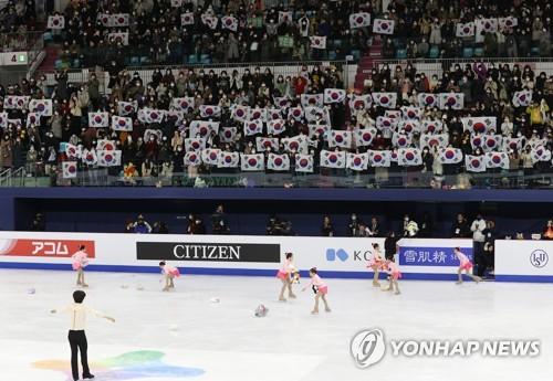 265.43점 차준환, 4대륙 피겨 5위 '개인최고점·역대 최고 순위'(종합)