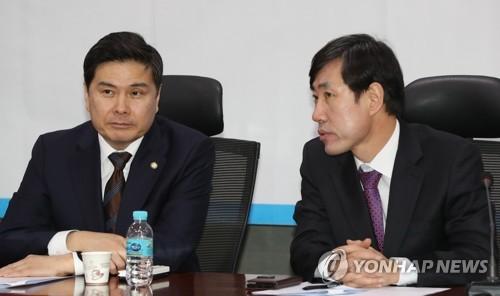 """하태경 """"'김형오 공관위' 변형 안 돼…고춧가루 뿌리지 말라"""""""