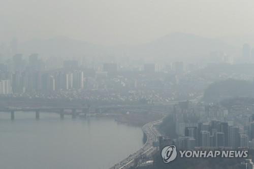 [내일날씨] 봄인 듯 포근한 오후…중부·수도권 미세먼지