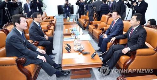 2월 임시국회 17일부터 가동…선거구획정안 내달 5일 처리 목표