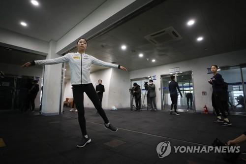 """'포스트 연아' 유영의 꿈 """"올림픽 금메달 그리고 쿼드러플 러츠'"""