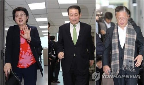 '3당 합당' 민주통합당 17일 출범…손학규·최경환·정동영 대표