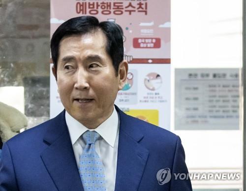 조현오 전 경찰청장 세 번째 교도소행…퇴임 후 계속된 불명예