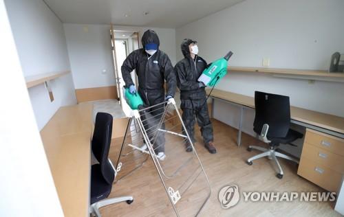 """""""코로나19 막자"""" 대전권 대학, 휴관·소독·출입 통제(종합)"""