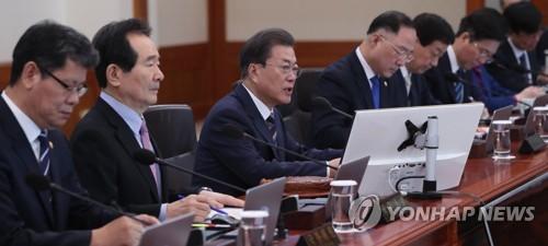 """靑 """"회식, 주52시간제와 무관 홍보""""…이재용 부회장 건의 수용"""