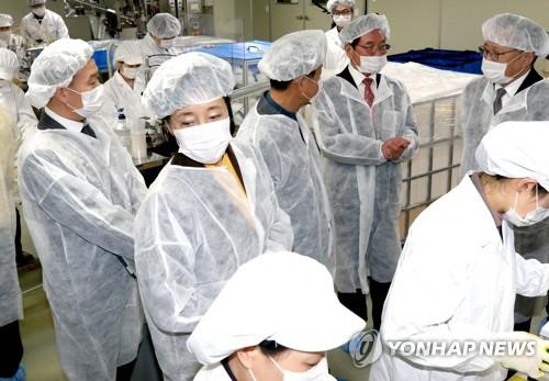 손소독제 제조에 식음용 에탄올 사용 한시 허용