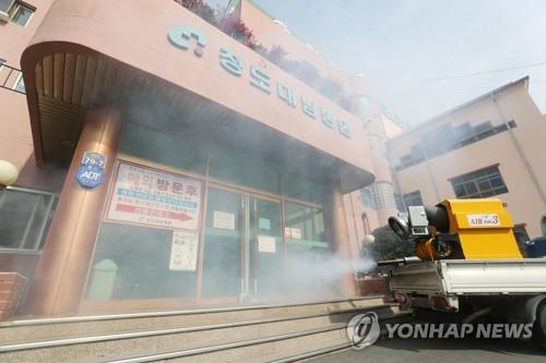 """신천지 """"이만희 총회장 친형 청도대남병원서 사망 전 폐렴 앓아"""""""