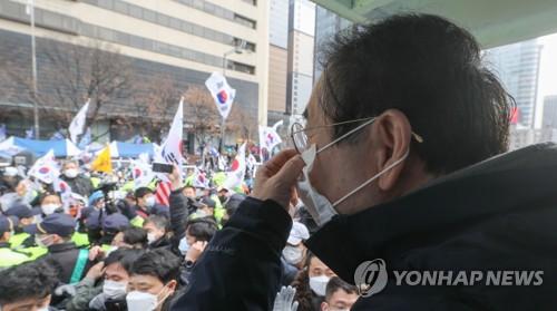 """박원순 """"집회금지 정치적 해석은 잘못…막연한 중국 혐오 안돼"""""""