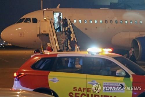 쿠웨이트, 한국 오가는 항공편 중지…태국·이탈리아 노선도