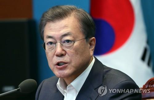 """문대통령 'TK 최대봉쇄'에 """"지역봉쇄 아닌 코로나19 확산 차단"""""""