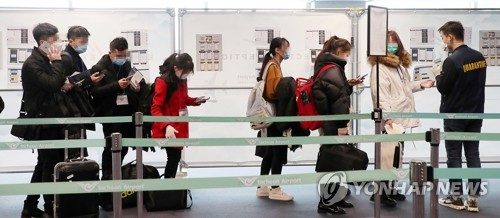 인천 50대 관광가이드, 음성 판정 12일만에 양성 확진