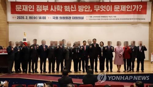 통합당, 코로나19 음성 판정에 '안도'…황교안 선거운동 재개