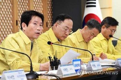 """당정청 """"TK 최대 '방역 봉쇄조치'…우한처럼 고립하는건 아냐""""(종합2보)"""