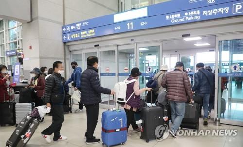 '한국발 입국자 금지'에 홍콩·대만행 항공편 취소