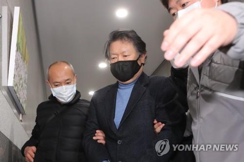 """9개월 도피 끝에 검거된 조규석 """"이번 사건은 주가조작 폐해"""""""