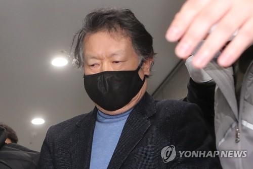 사업가 살해후 도피 조폭 부두목 검거…'주가조작의 폐해' 주장(종합2보)