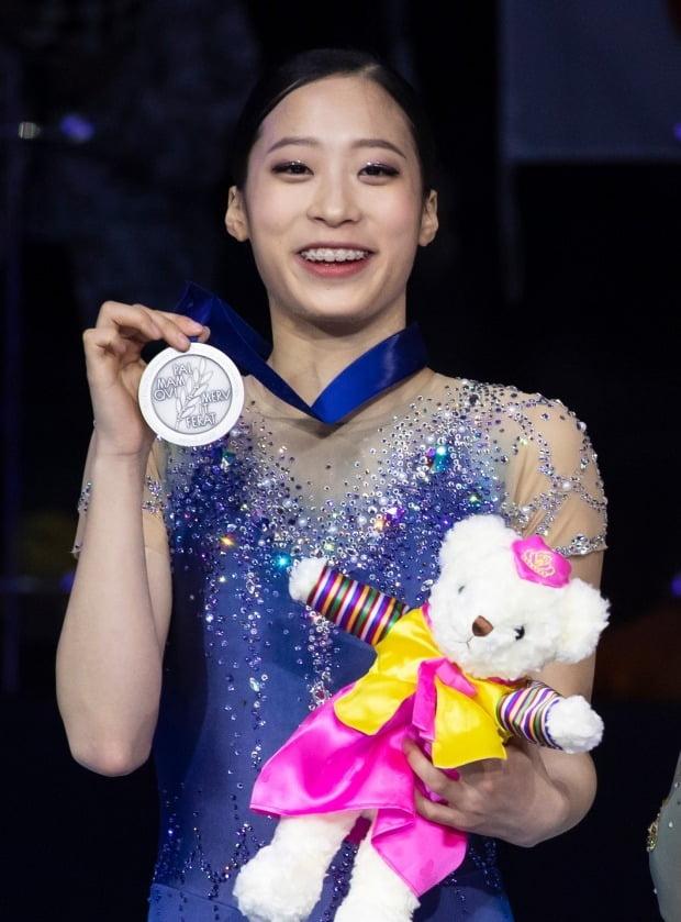 유영, ISU 4대륙피겨선수권대회 여자 싱글 은메달 /사진=연합뉴스