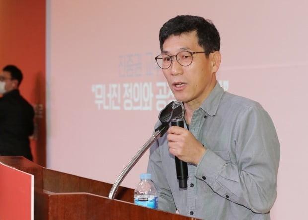 진중권 전 동양대 교수, 친여 비례 전문 정당 창당 가능성 비판 /사진=연합뉴스