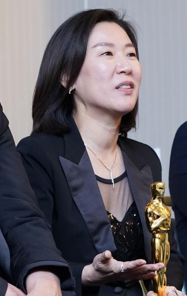 곽신애 바른손이앤에이 대표 /사진=연합뉴스