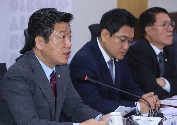 유의동 새로운보수당 책임대표. 연합뉴스