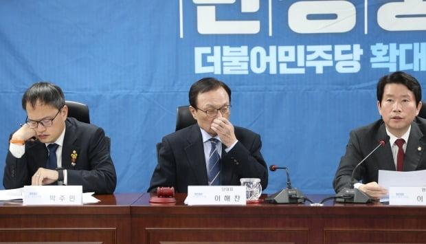 더불어민주당은 지난 14일 비공개 확대간부회의 직후 임미리 교수에 대한 고발을 취하했다. /사진=연합뉴스