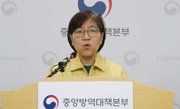 코로나19, 브리핑하는 정은경 본부장. 사진=연합뉴스
