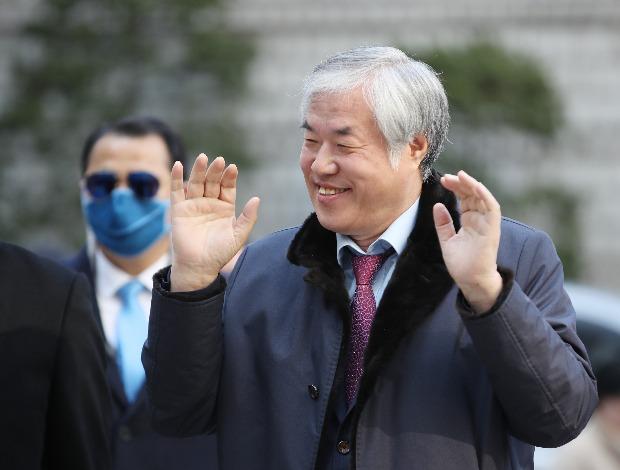 전광훈 한국기독교총연합회 대표회장 목사.(사진=연합뉴스)