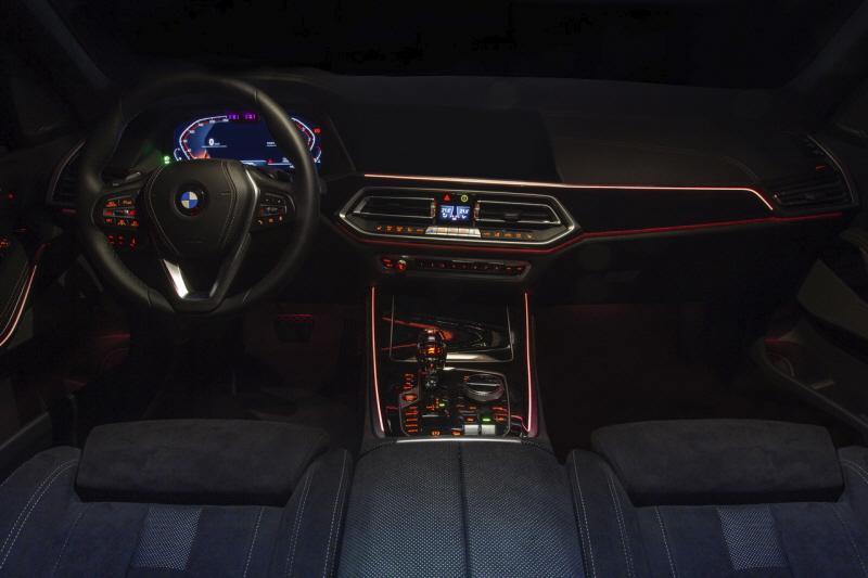 알칸타라, 한정판 BMW X5 공개