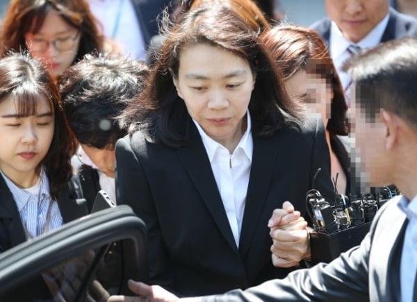조현아 전 대한항공 부사장. 사진=연합뉴스