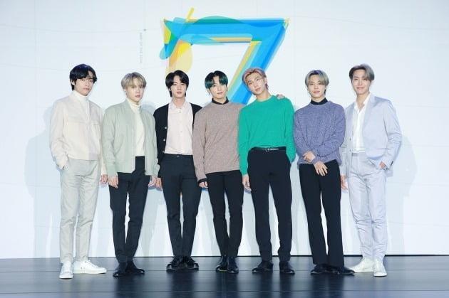 그룹 방탄소년단(BTS)/사진=빅히트 엔터테인먼트 제공