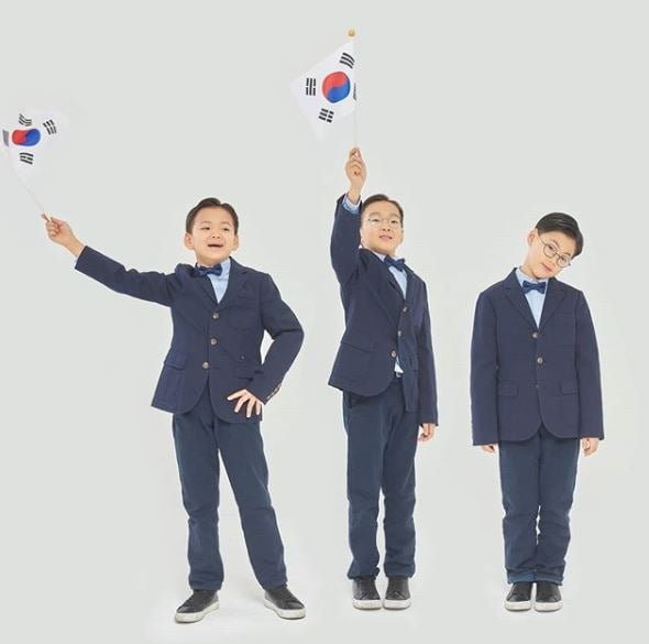/사진=송일국 인스타그램